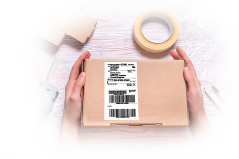 shipping label integration